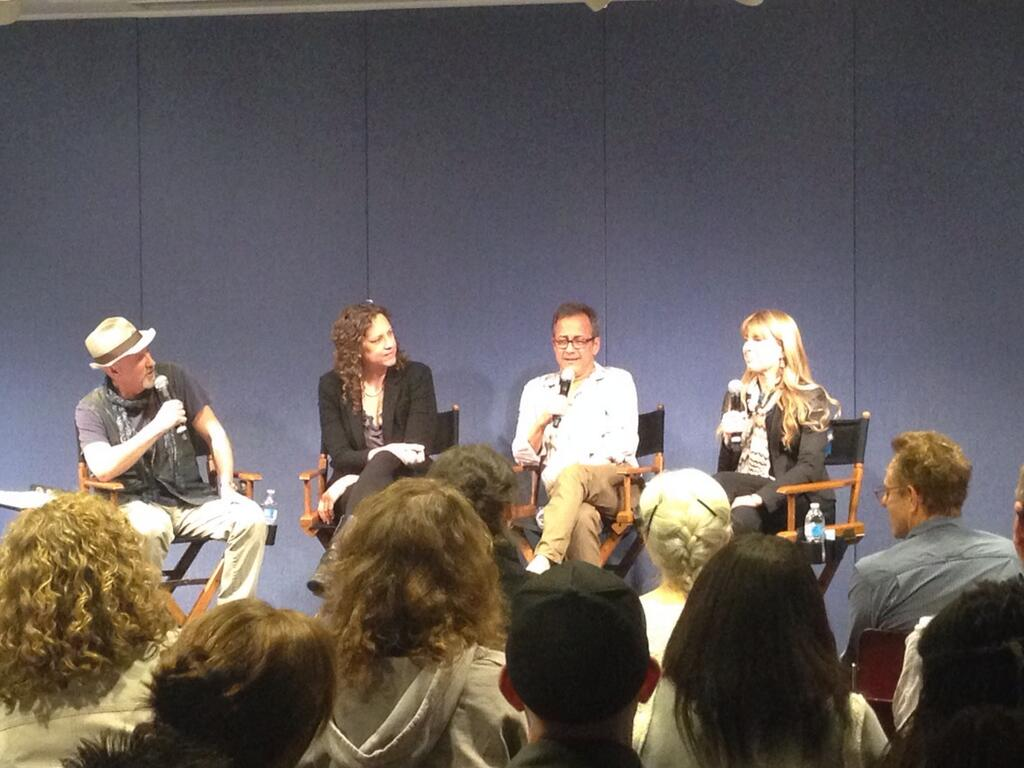 Julia Verdin Speaks on WGA Panel
