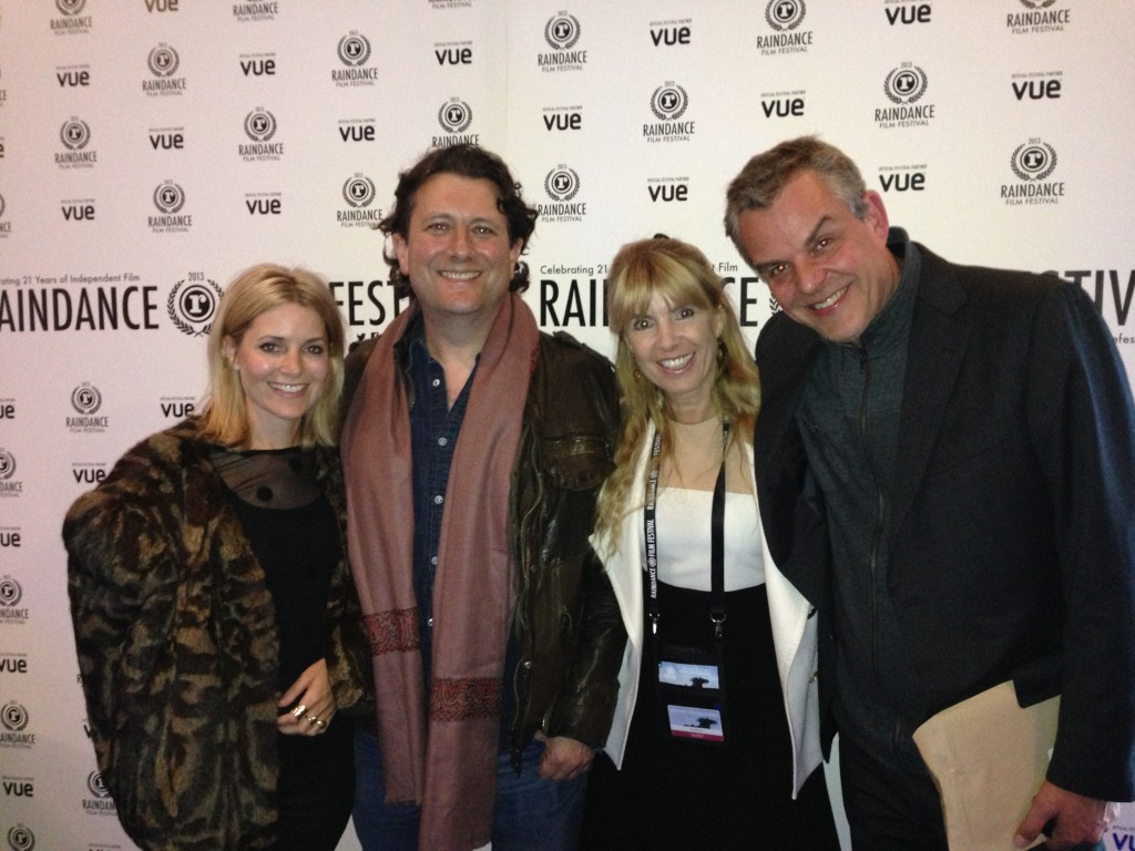 """2 Jacks"" at the Raindance Film Festival, London"